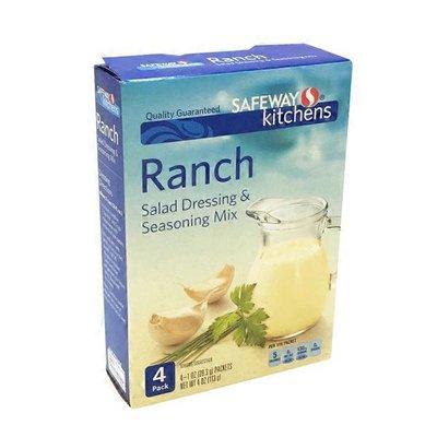 Signature Kitchens Ranch Salad Dressing & Seasoning Mix