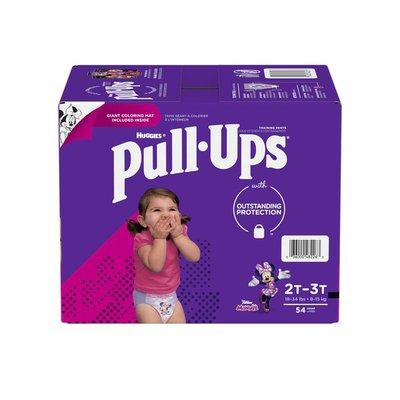 Pull-Ups Big Pack Girls Pull Ups Learning Designs Training Pants