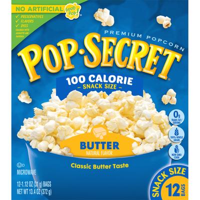 Pop Secret Butter Microwave Popcorn