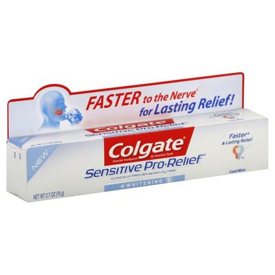Colgate Toothpaste, Fluoride, Cool Mint