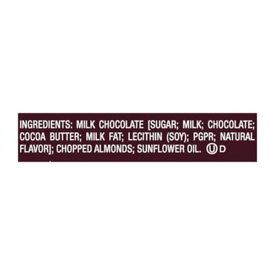 Hershey's Milk Chocolate with Almonds, XL