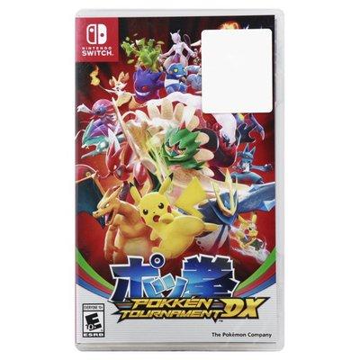 Pokemon Pokken Tournament DX