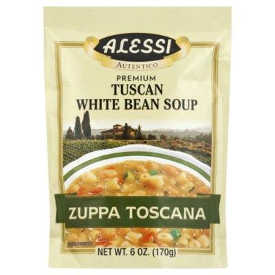 Alessi White Bean Soup, Premium, Tuscan, Zuppa Toscana