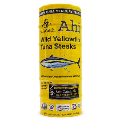 Safe Catch Yellowfin Ahi Tuna