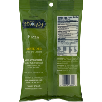 Haolam Shredded Natural Cheese Pizza