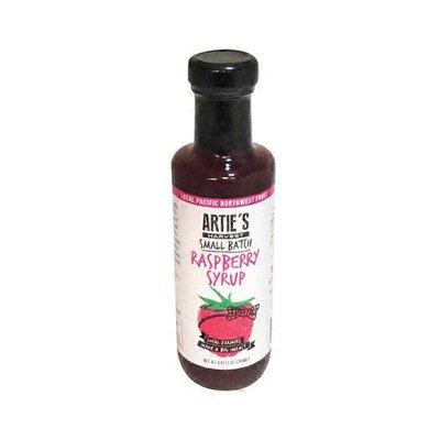 Artie's Harvest Raspberry Syrup