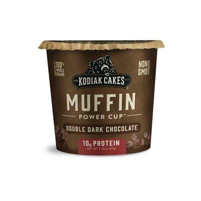 Kodiak Cakes Double Dark Chocolate Minute Muffin in a Cup