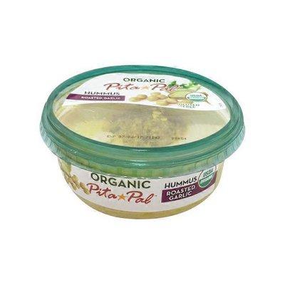 Pita Pal Organic Garlic Hummus