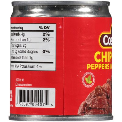 La Costeña Chipotle Peppers in Adobo Sauce