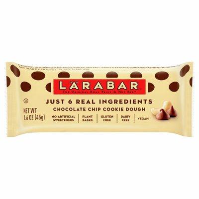 Larabar Fruit & Nut Bar, Chocolate Chip Cookie Dough