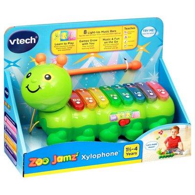 VTech Xylophone, Zoo Jamz, 1 1/2-4 Years