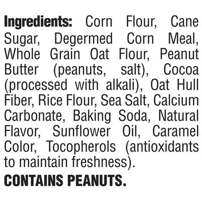 Barbara's Peanut Butter & Chocolate Puffins