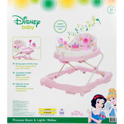 Disney Walker, Princess Music & Lights