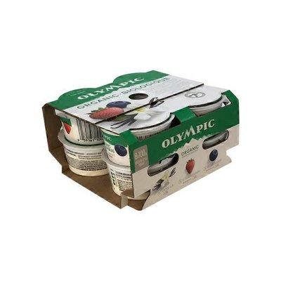 Olympic Organic Probiotic Yogurt Multipack