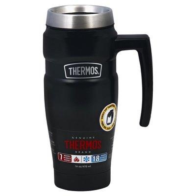 Thermos Mug, Travel, 16 Ounce