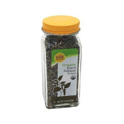 Organic Harvest Black Pepper Ground
