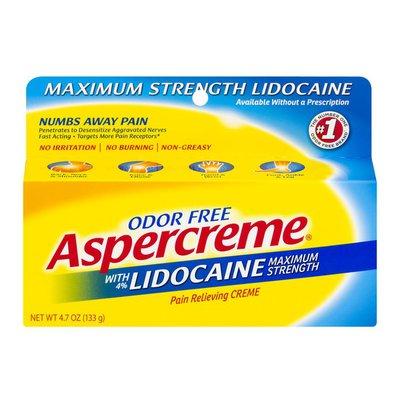 Aspercreme Pain Relieving Creme, Maximum Strength