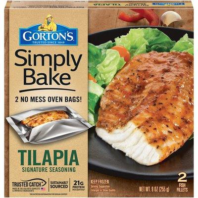 Gorton's Simply Bake Tilapia Fillets