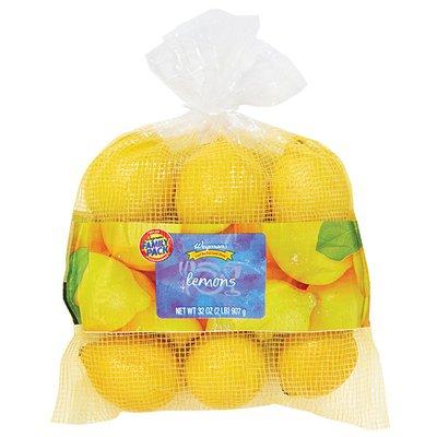 Wegmans Lemons