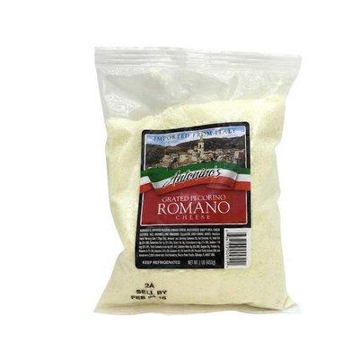 Antonino's Grated Pecorino Romano Cheese