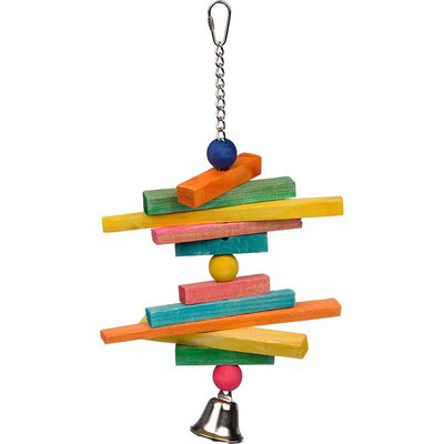 "Mac's Stick Cluster Bird Toy Large 14"" L X 8"" W"