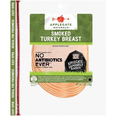 Applegate Naturals Turkey Breast Smoked