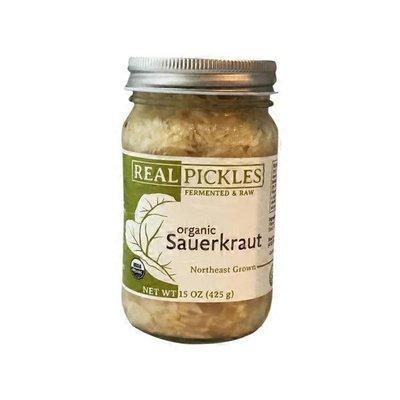 Real Pickles Organic Sauerkraut
