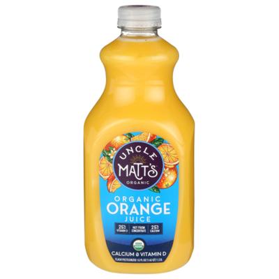 Uncle Matt's Organic Organic Orange Juice with Calcium and Vitamin D