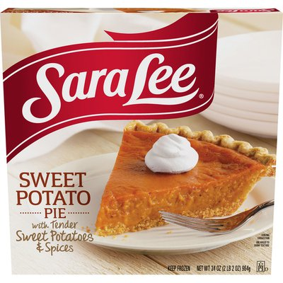 Sara Lee Oven Fresh Sweet Potato Pie