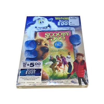 WarnerBrothers Scooby-Doo 2: Monsters Unleashed DVD