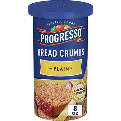 Progresso Quality Foods, Plain Breadcrumbs, 12 Count