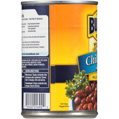 Bush's Best Red Beans in a Mild Chili Sauce