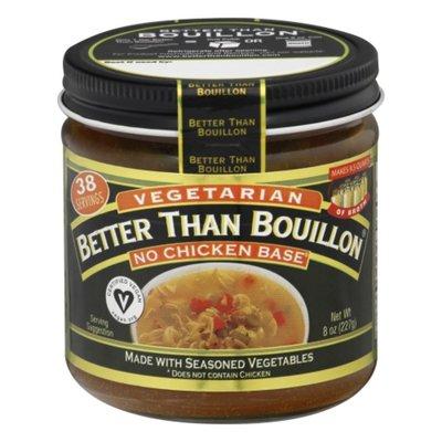 Better Than Bouillon No Chicken Base, Vegetarian