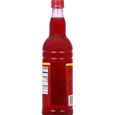 Grace Flavored Syrup Strawberry