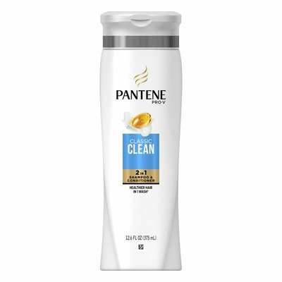Pantene Classic Clean 2In1 Shampoo & Conditioner