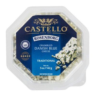Castello Cheese, Crumbled, Danish Blue