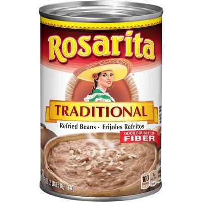 Rosarita Traditional Refried Beans