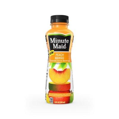 Minute Maid Peach Mango Flavored Juice Drink