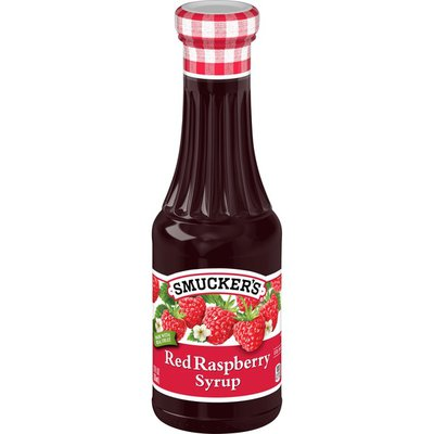 Smucker's Syrup, Red Raspberry