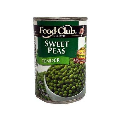 Food Club Sweet Peas