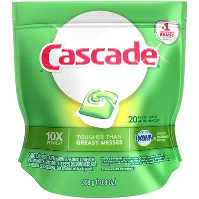 Cascade Dawn 10X Power Dishwashing Detergent