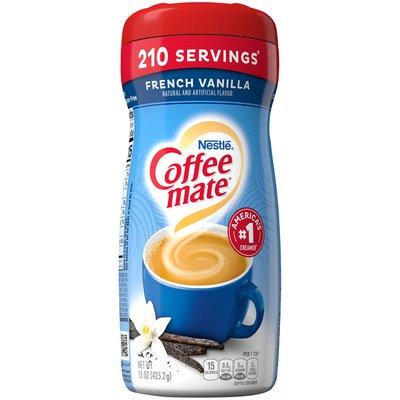 Coffee mate French Vanilla Powder Coffee Creamer