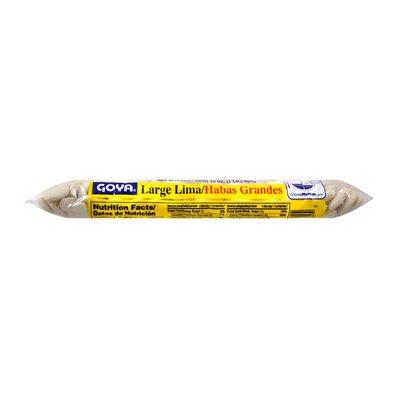 Goya Large Lima Beans, Dry