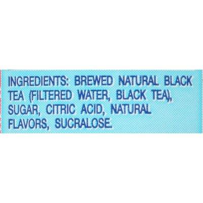 Peace Tea Razzleberry Tea