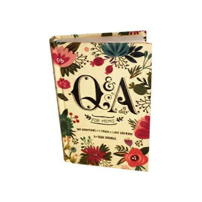 Potter Style Q&A a Day for Moms: A 5-Year Journal Stationery