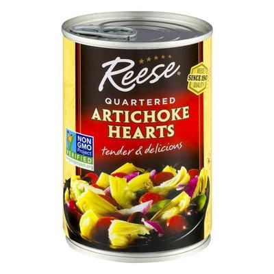 Reese's Artichoke Hearts, Quartered