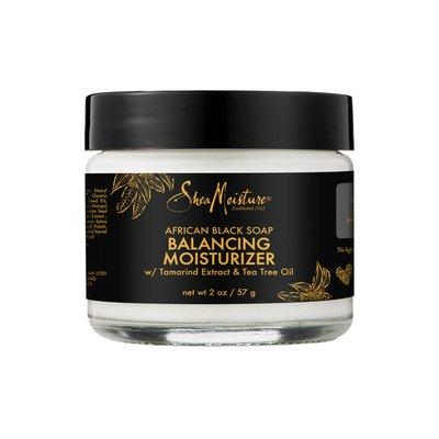 SheaMoisture Balancing Moisturizer African Black Soap