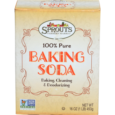 Sprouts Baking Soda