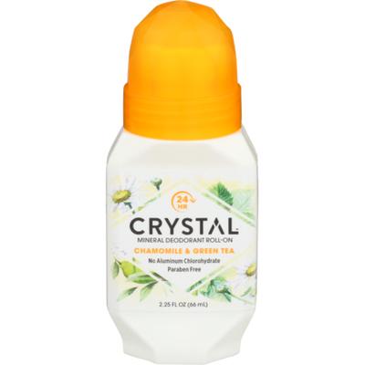 Crystal Chamomile & Green Tea Mineral Deodorant