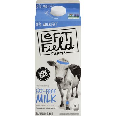 Left Field Farms Fat Free Milk